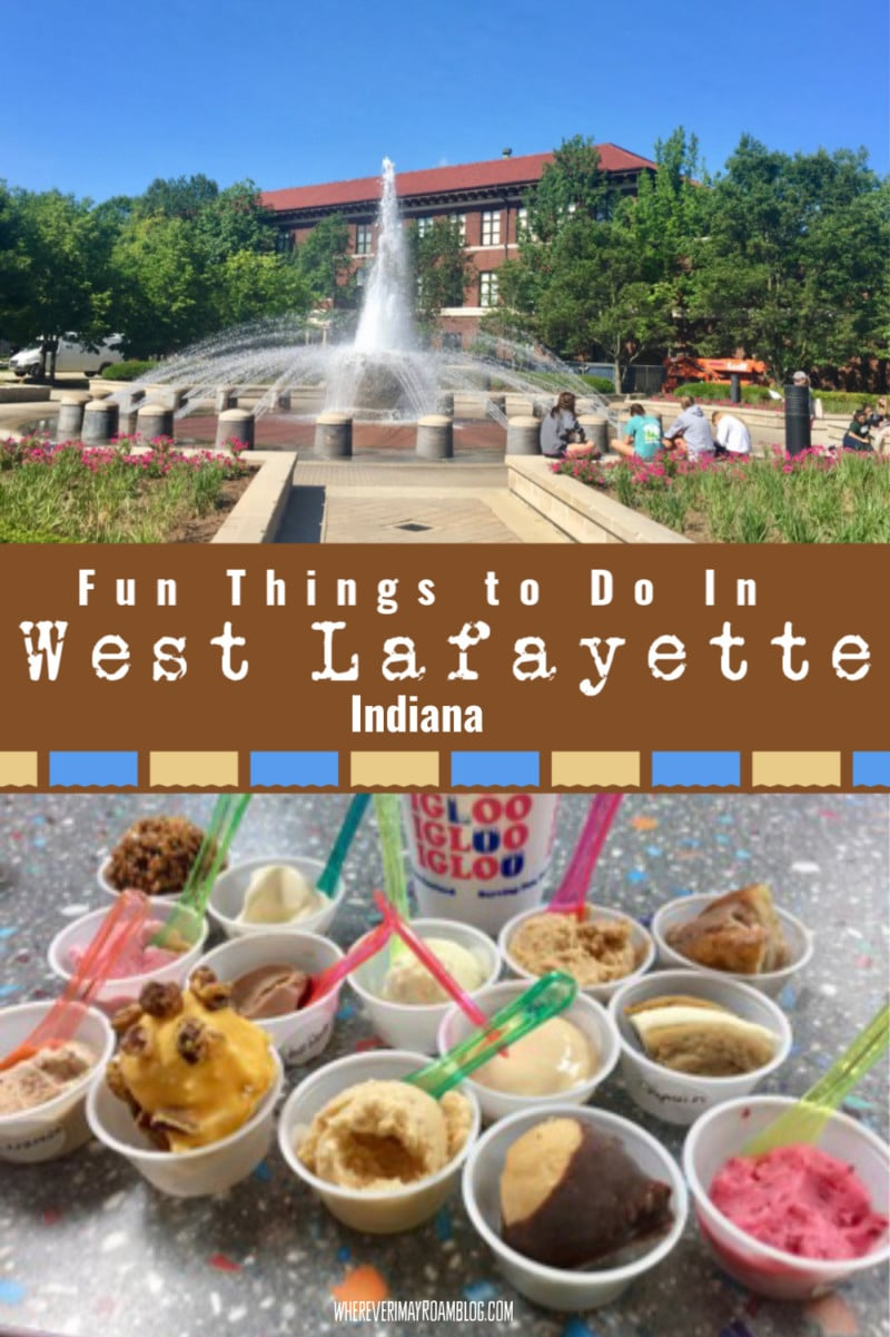 things to do west lafayette indiana