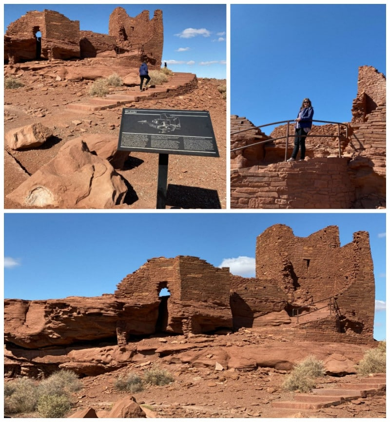 Arizona wupatki monument