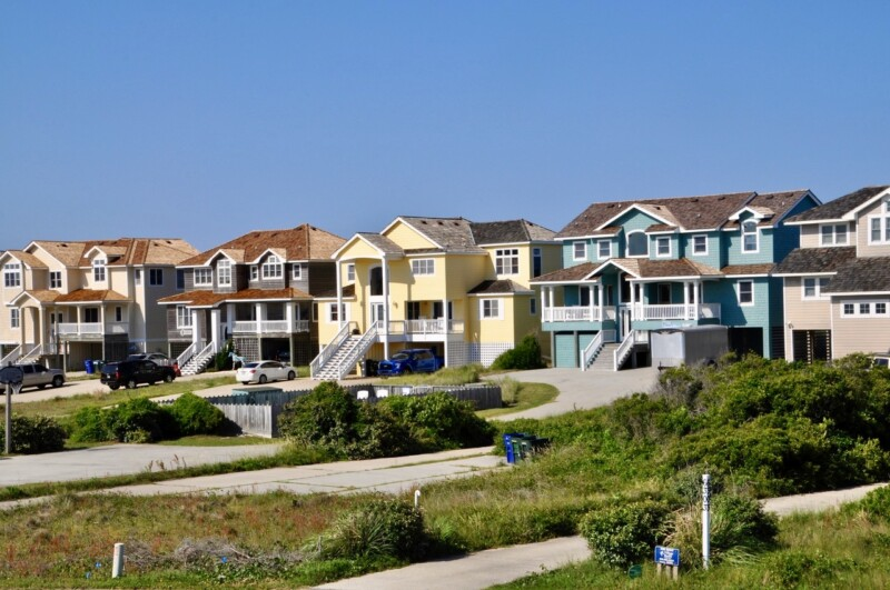 rental vacation homes in the outer banks