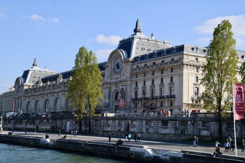 river cruise Paris architecture 4