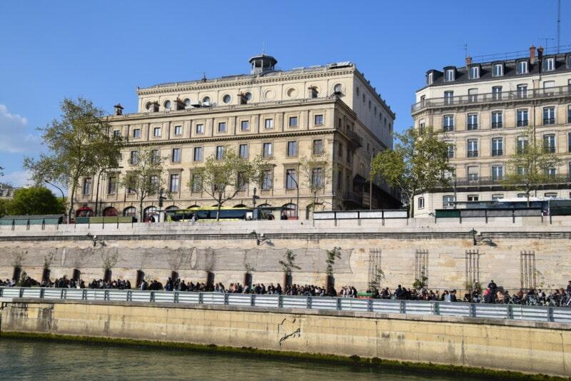 river cruise Paris architecture 2