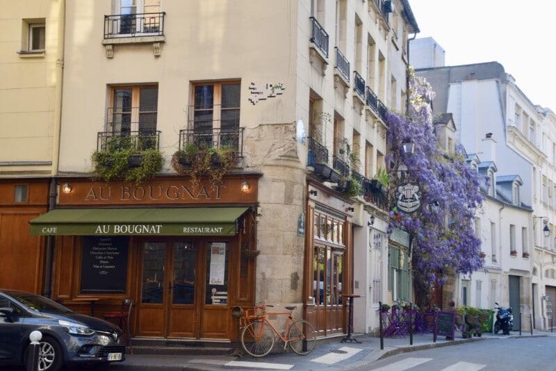 restaurant in Paris France