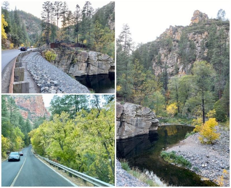 driving northern arizona scenic byways