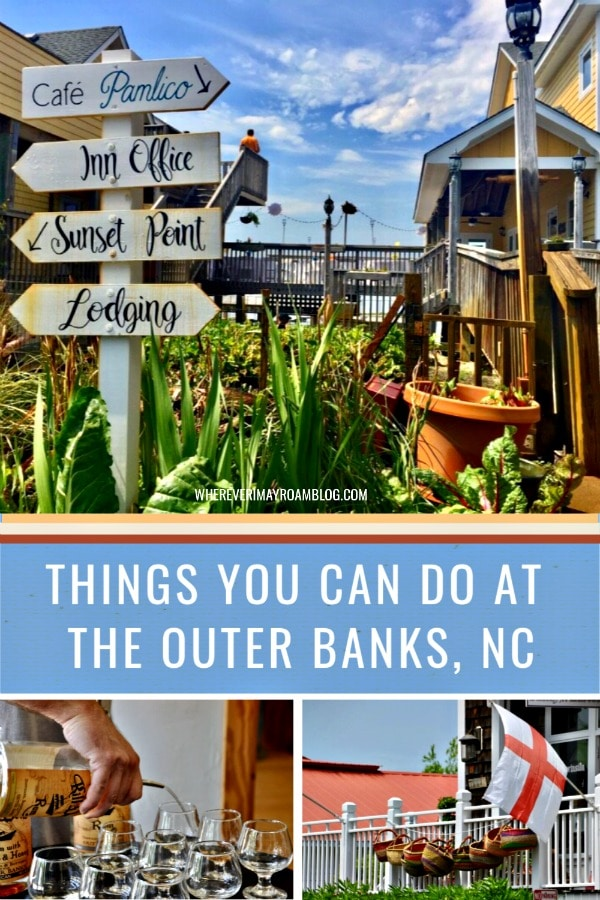 things to do at the outer banks nc