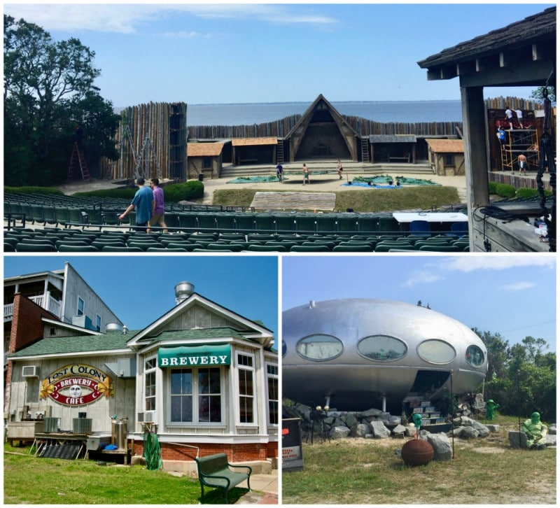 things to see and do in the outer banks nc