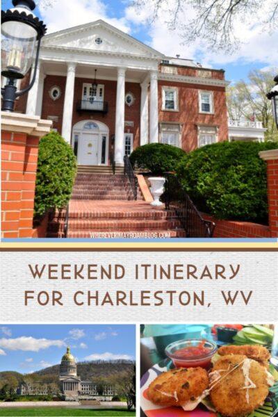 weekend guide to Charleston wv