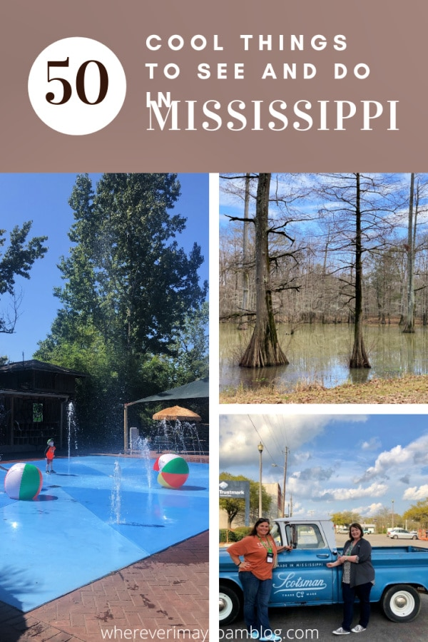 Fun things to see and do in Mississippi
