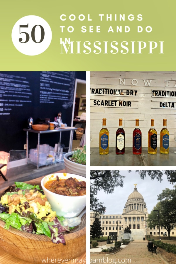 Great things to do in Mississippi