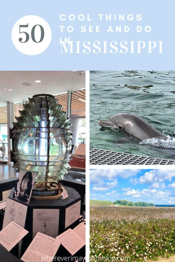 Great things to see and do in Mississippi