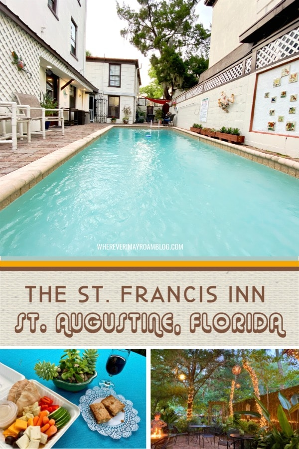 the st Francis Inn review st Augustine