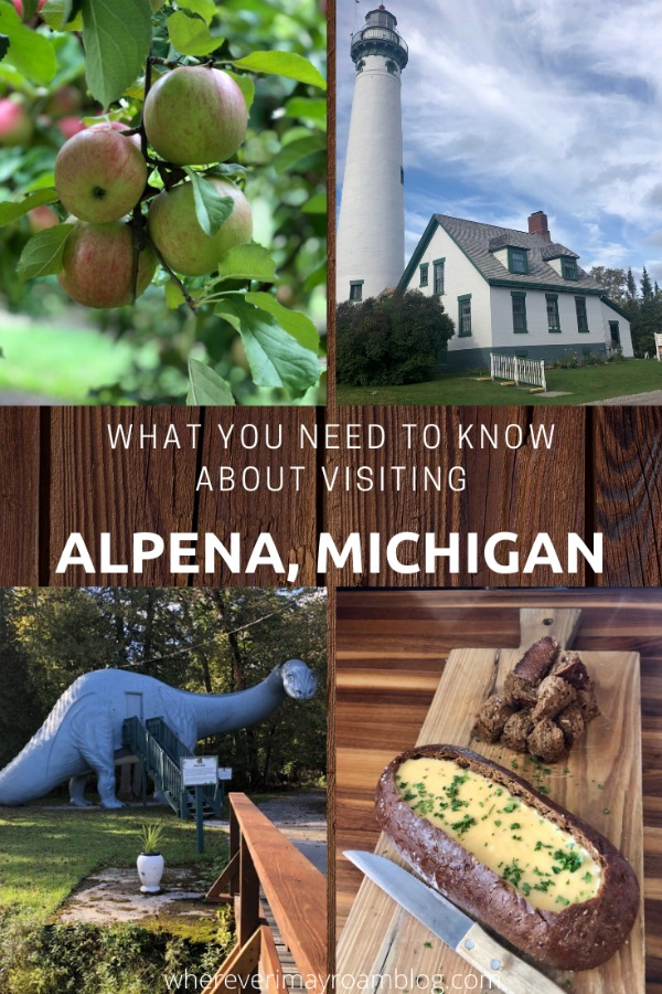 what you need to know about alpena, michigan
