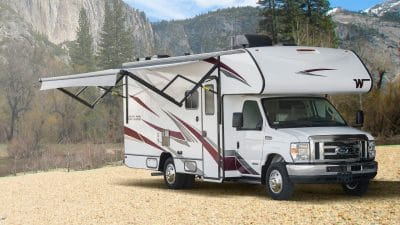 Winnebago Outlook RV Exterior