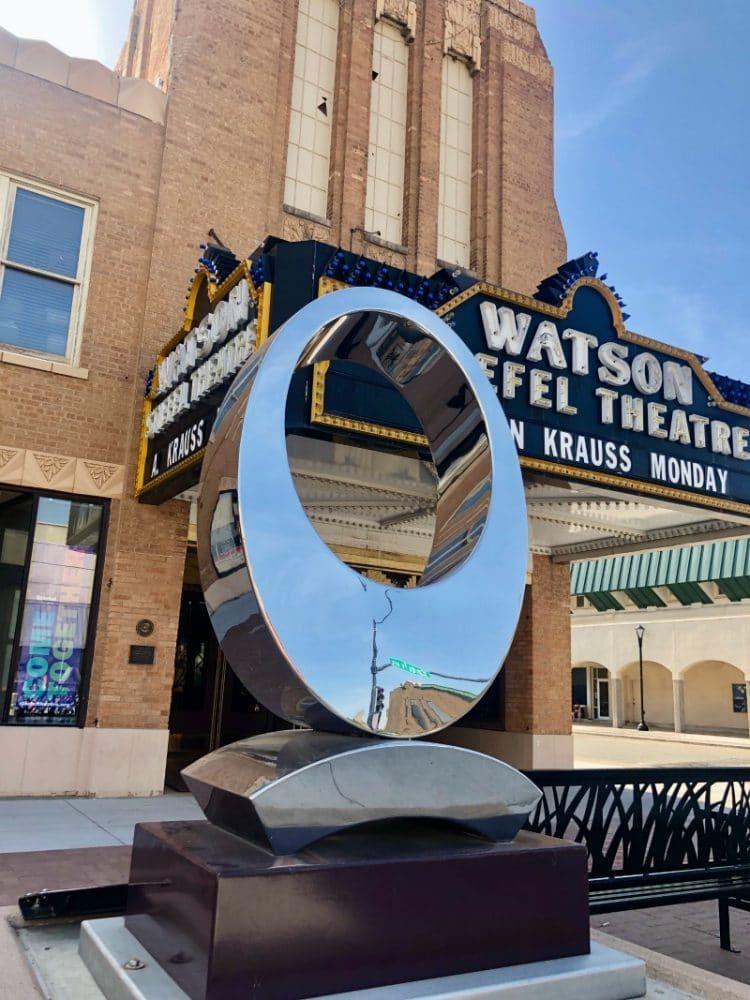 Watson Stiefel theater Salina