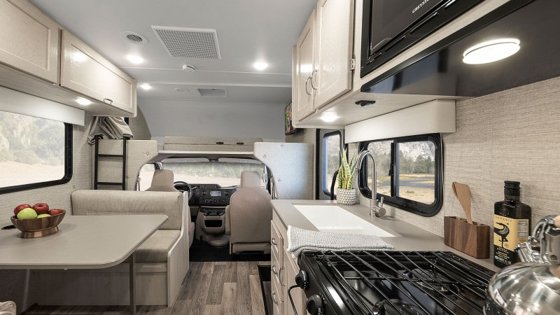 Winnebago Outlook RV Interior