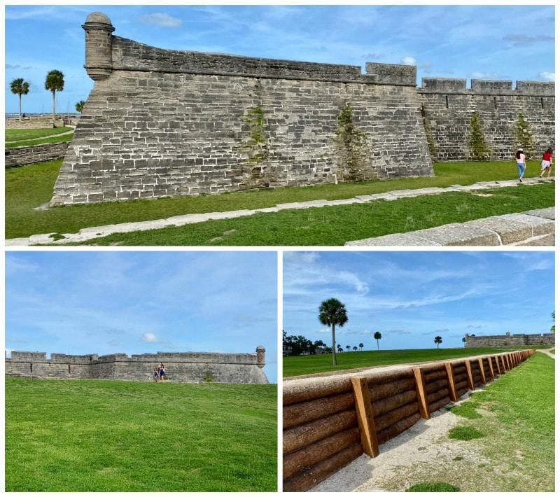 castillo san de Marcus fort