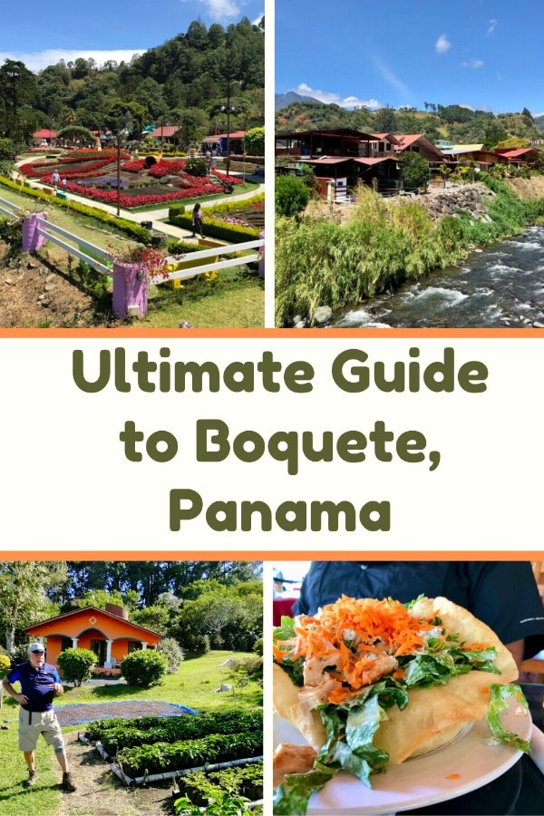 guide to visiting boquete Panama