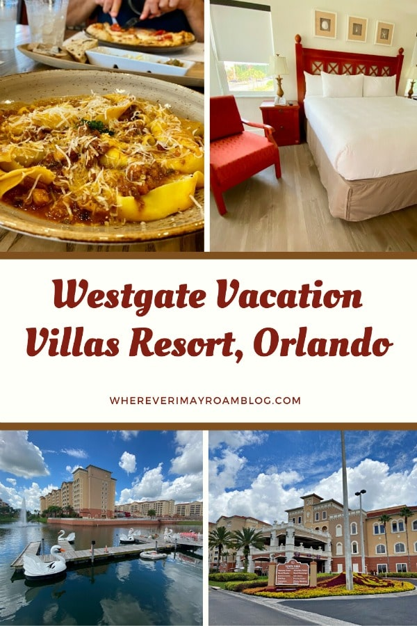 staying at westgate vacation villas orlando