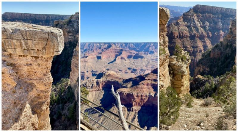 stunning Grand Canyon national park views