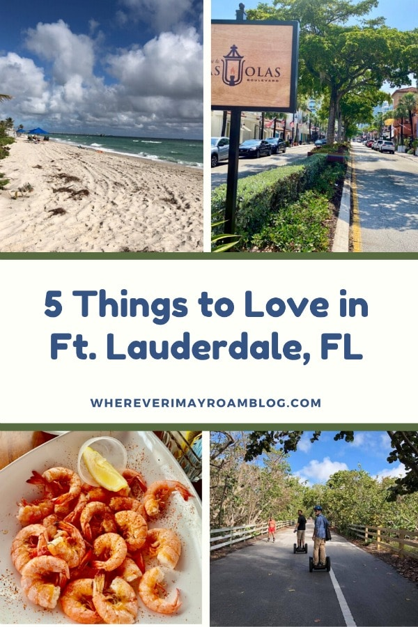 things to do when visiting Fort Lauderdale, Florida