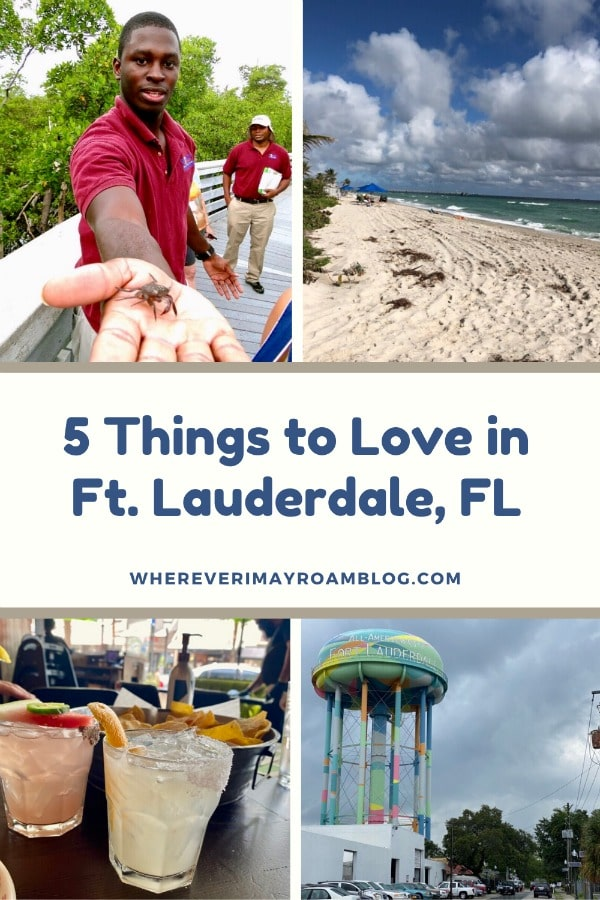 things to love about Fort Lauderdale