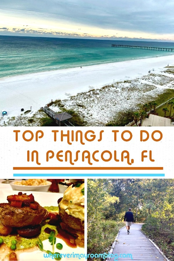 top things to do in pensacola