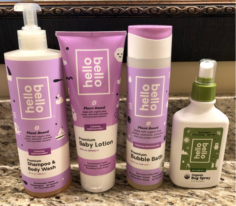 Hello Bello baby products
