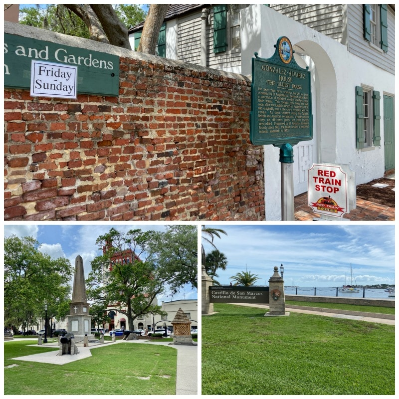 downtown st augustine attractions