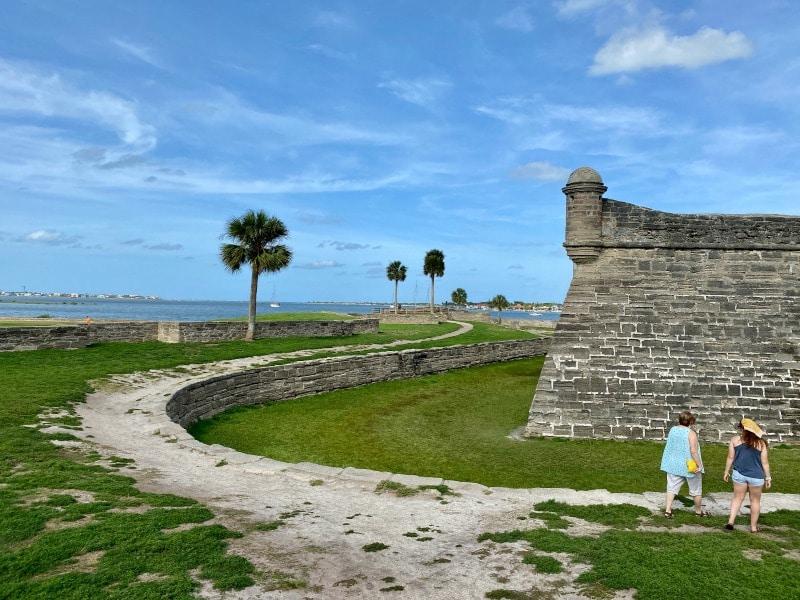 fort castillo san de marcos