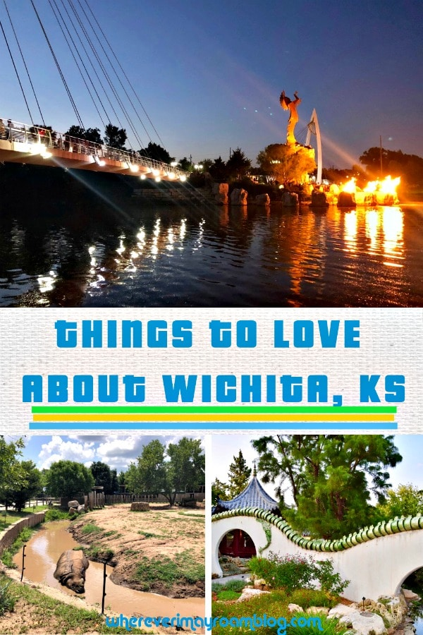 things to see and do in Wichita