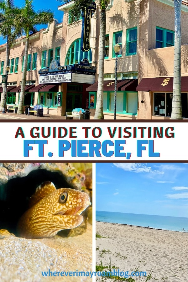fort pierce florida visitor's guide