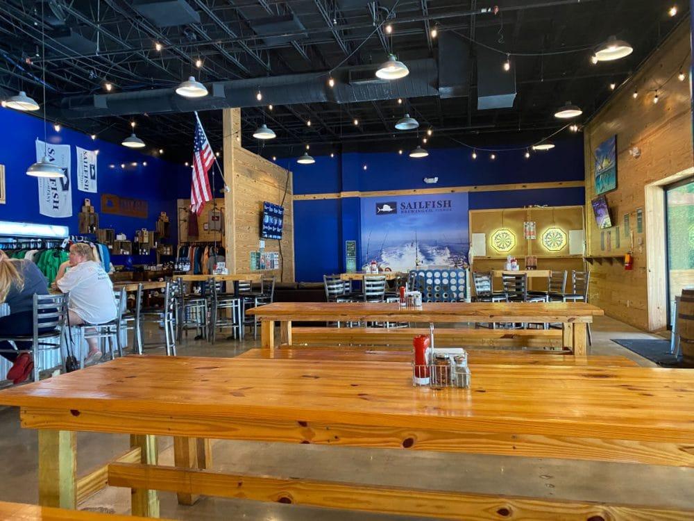 sailfish brewery
