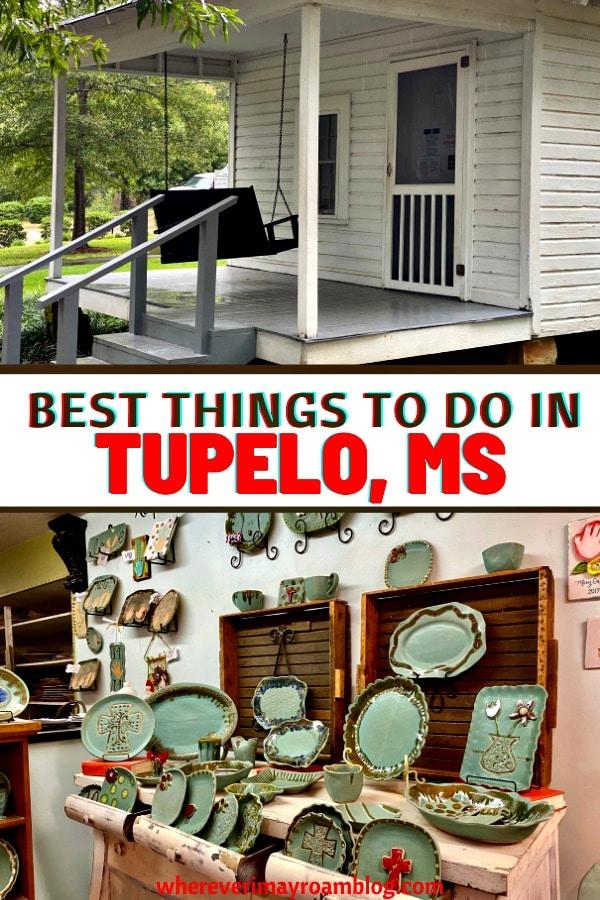 Best things in Tupelo, MS