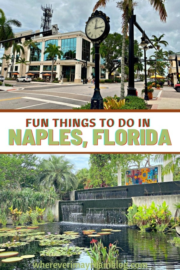Fun things to do in Naples, Florida