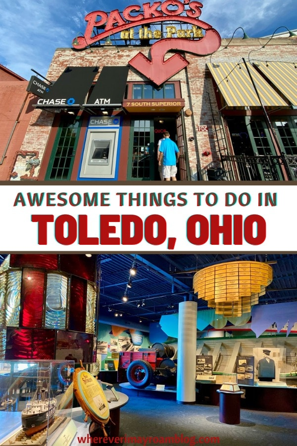 The coolest things to do in Toledo Ohio