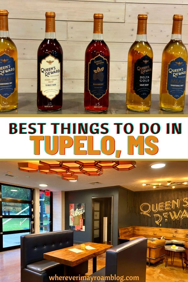 Things to see and do in Tupelo