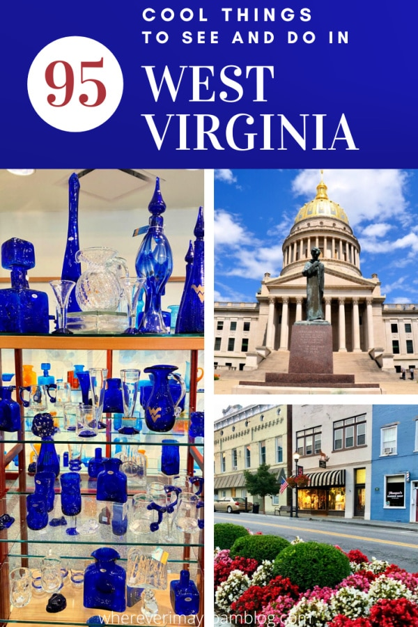 awesome things to do in West Virginia