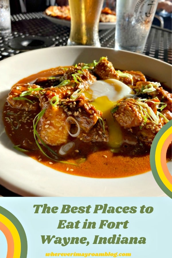 best places to eat in fort wayne, indiana