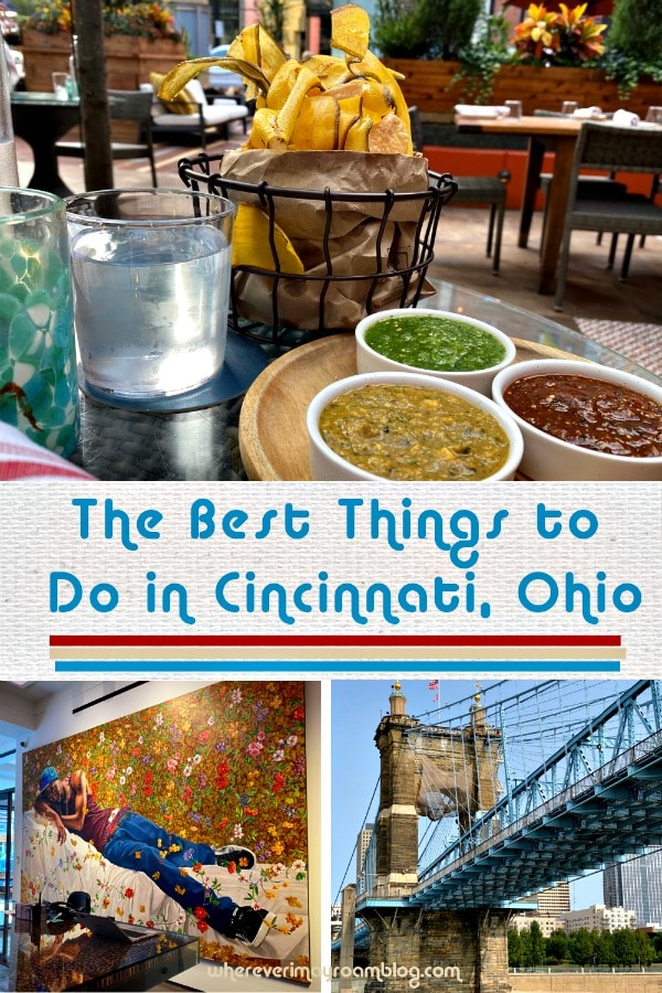 best things in cincinnati oh