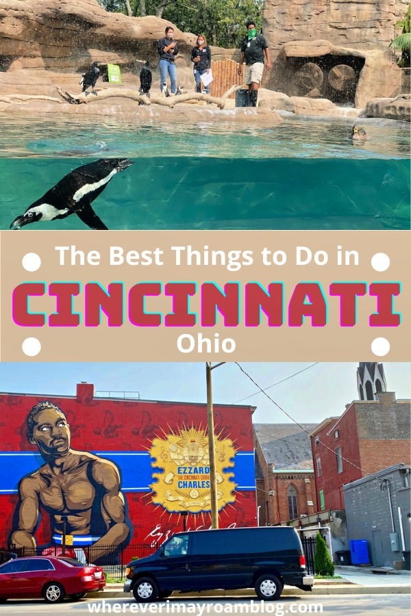 cincinnati ohio things to do
