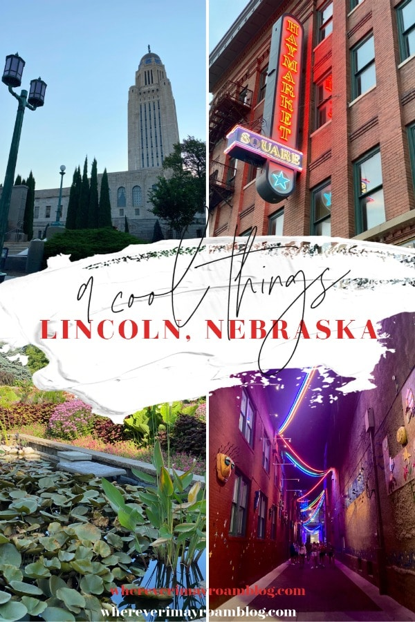 cool things to do in lincoln, nebraska