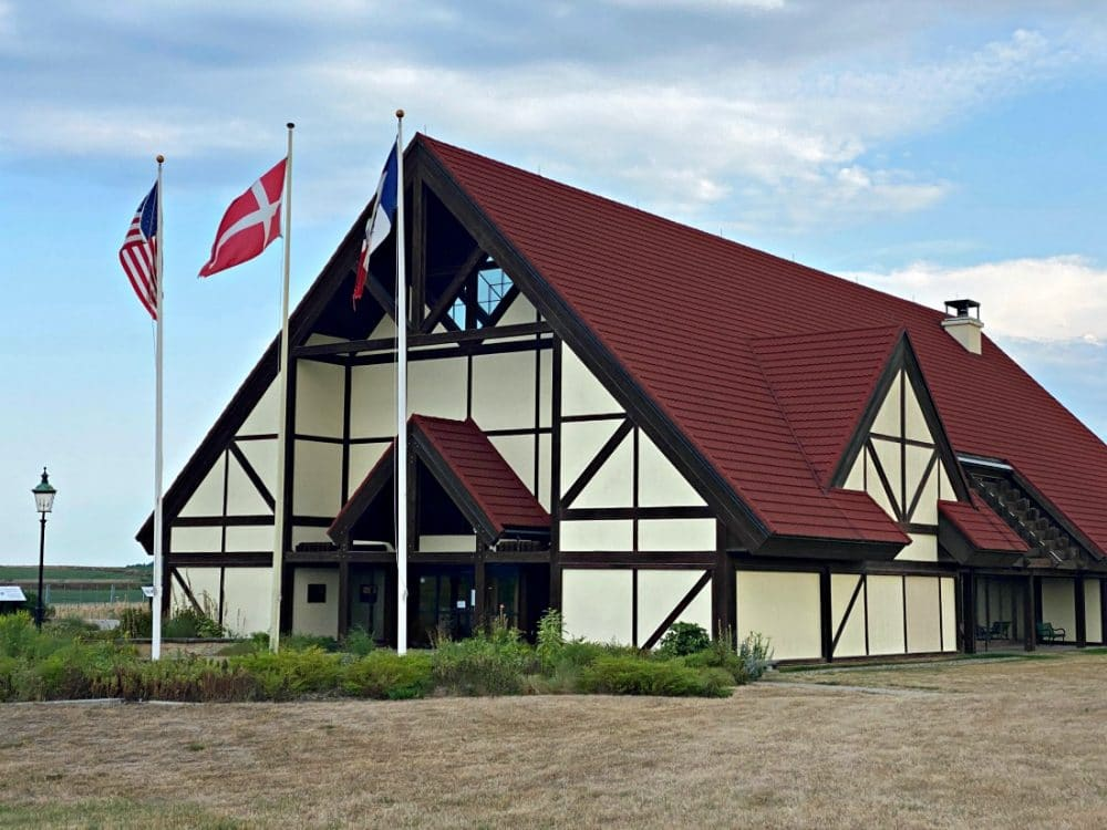 denmark visitor center in iowa