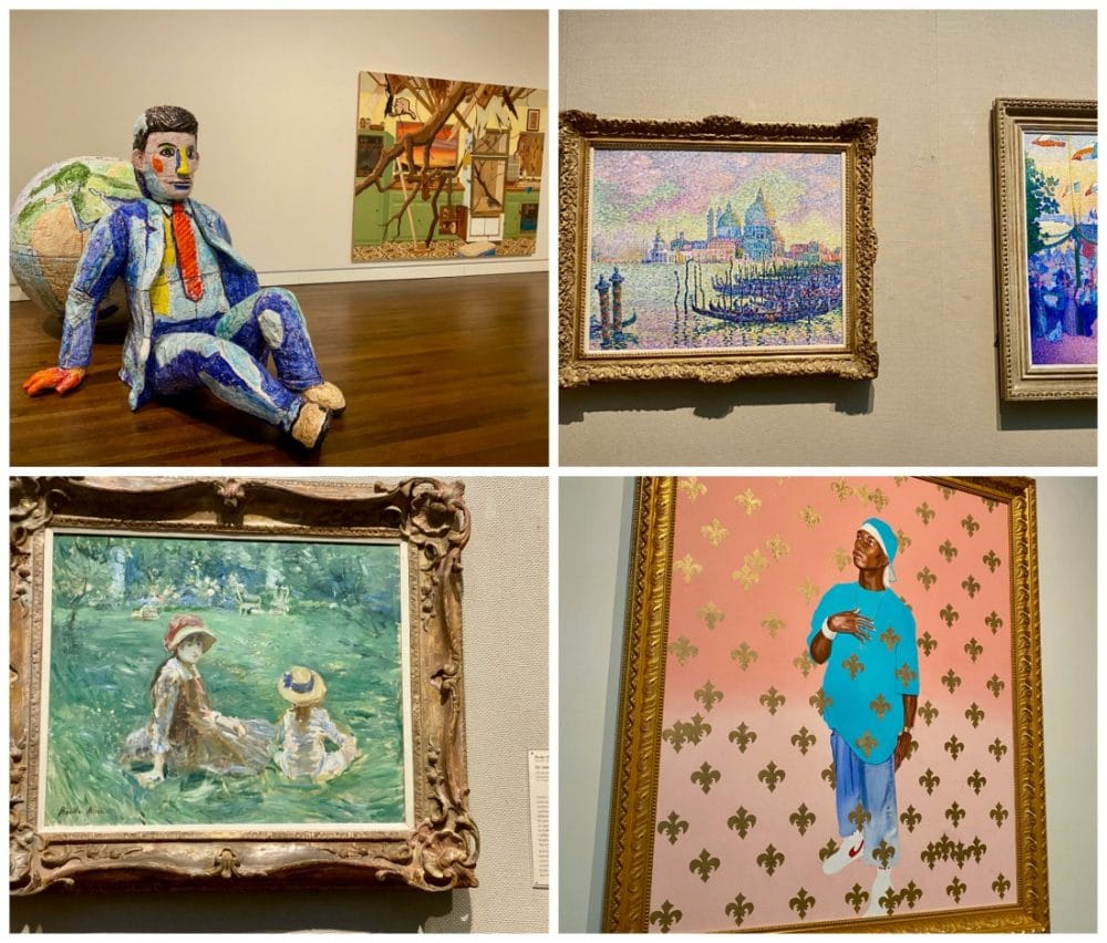 different kinds of art at toledeo museum of art