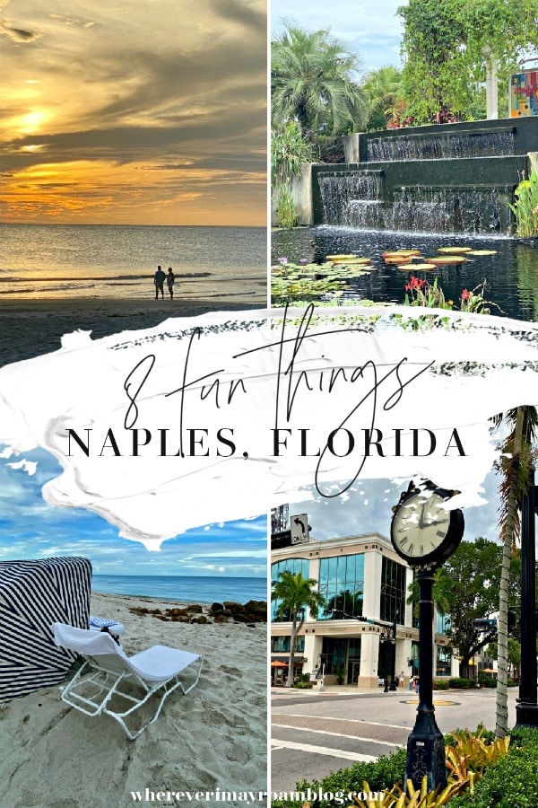 fun things naples florida
