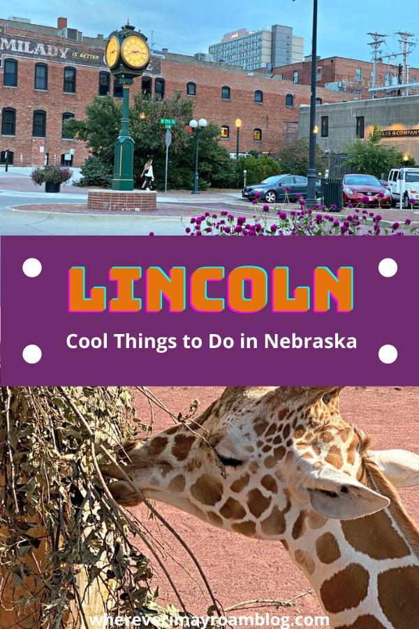 Lincoln nebraska things to do