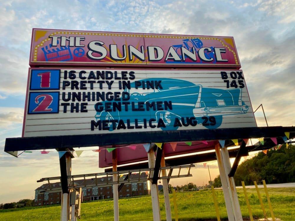 sundance drive in theater