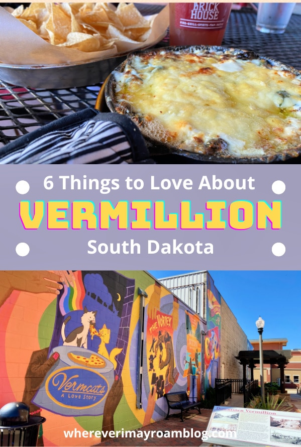 things to love about vermillion sd