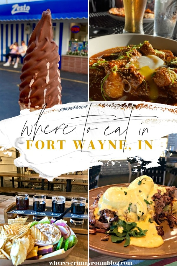 where to eat in fort wayne, indiana