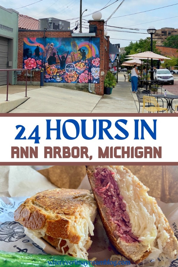 How to spend 24 hours in Ann Arbor