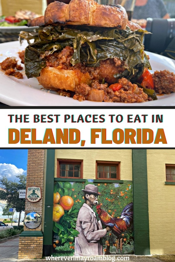 best places to eat in DeLand, FL