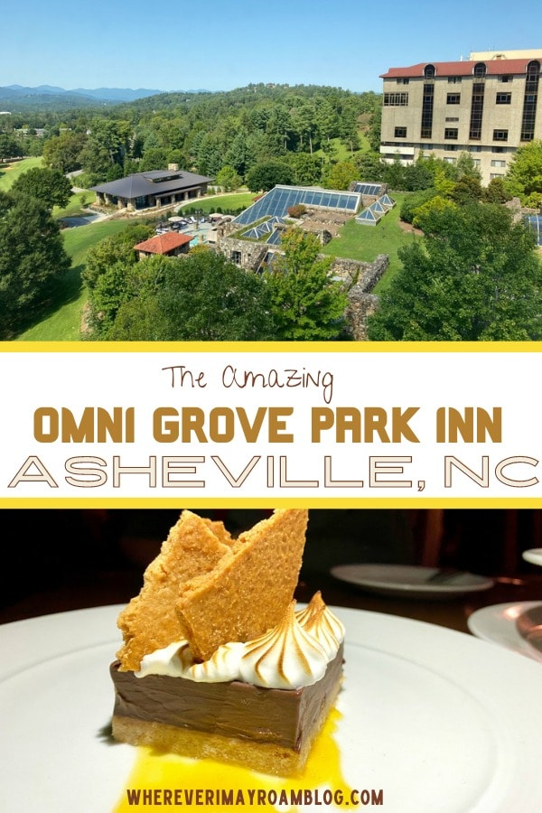 A review of the Omni Grove Park Inn